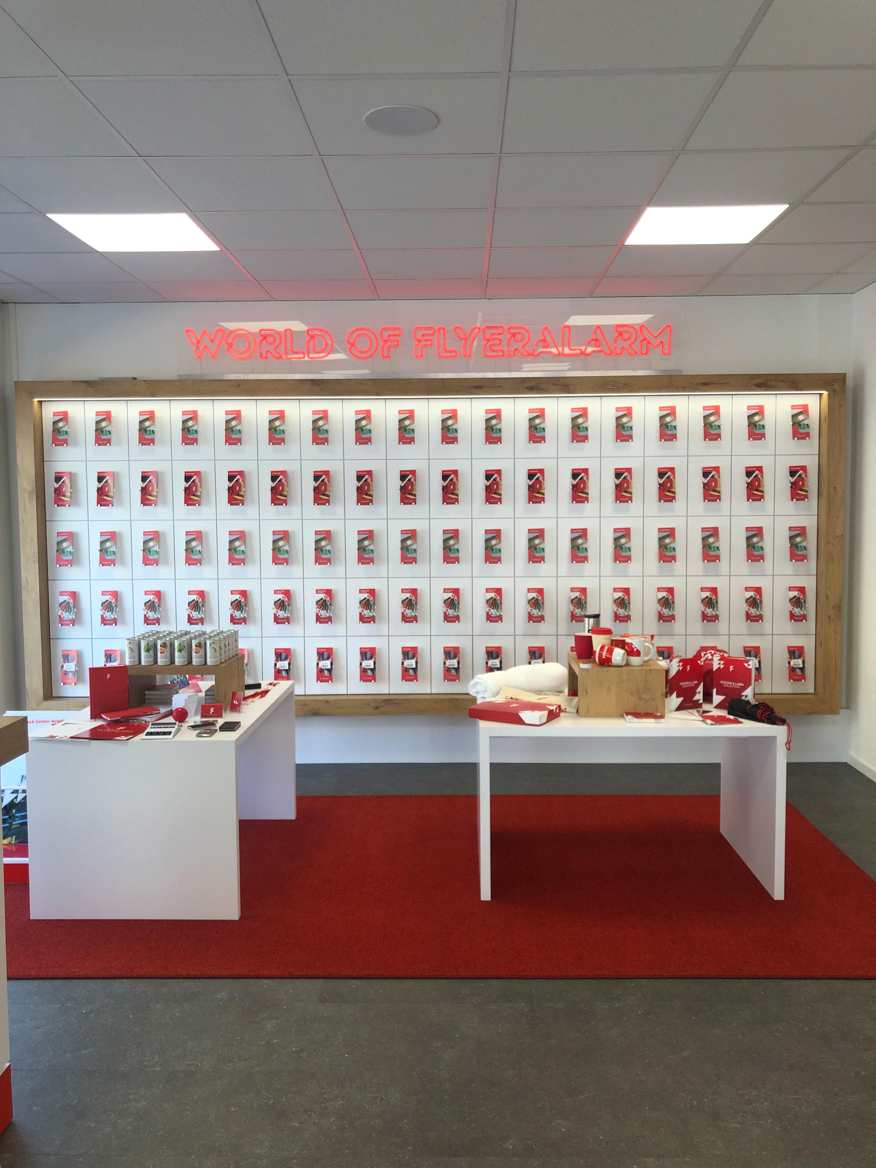 Flyeralarm Store Eröffnung Bern Presseportal Schweiz Ch