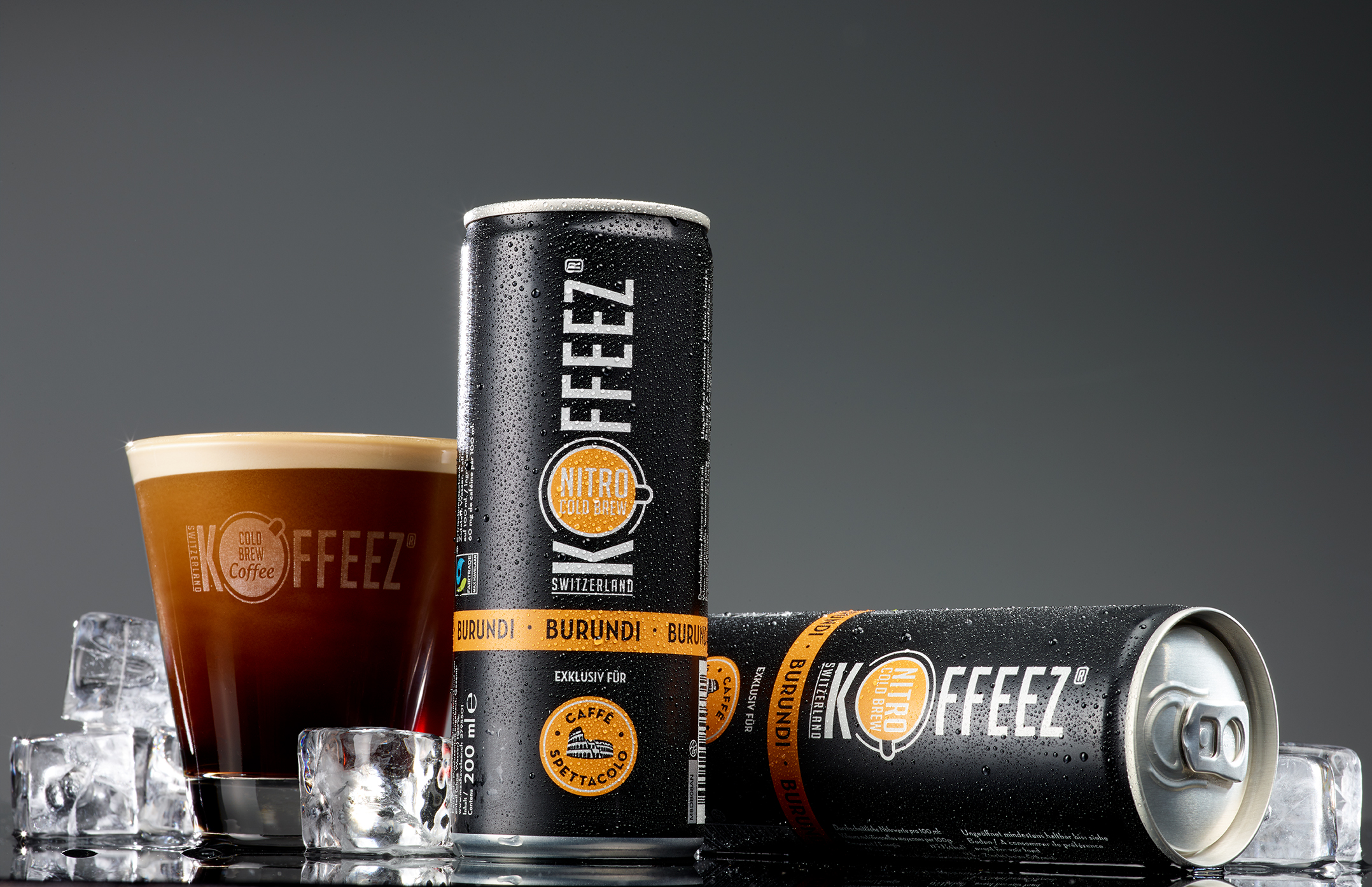 Schweizer Start Up Lanciert Trendgetränk Cold Brew Coffee In Der