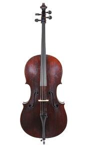 Antike Celli bei Corilon violins