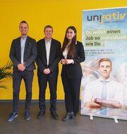 univativ Schweiz AG expandiert: Neues Büro in Basel