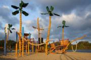 Spielwelten aus Robinienholz - SIK-Holz: neu durch GTSM Magglingen AG vertreten