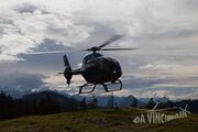 Zulassungserweiterung in der technischer Überwachung und Abnahmen an Helikoptern