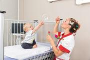 Weltglückstag – 20. März 2019: Lachende Selfies für die Kinder im Spital