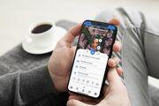 Neue App aboutuz: das erste private Netzwerk der Welt