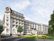 Kempinski Palace Engelberg: Erstes Engelberger 5 Sterne Luxushotel wird von Kempinski Hotels gemanagt – Eröffnung Frühling 2021