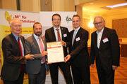viterma-Geschäftsführer Marco Fitz erhält Auszeichnung als Held des Mittelstands