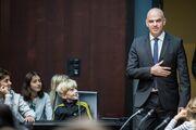 Konferenz der Kinder: Bundespräsident Berset empfängt Schulklassen