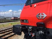 ABB steigert die Energieeffizienz der «Lok 2000» für einen in Zukunft noch nachhaltigeren Betrieb