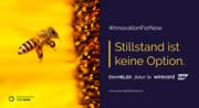 """Chameleo startet die Initiative """"Innovation for Now"""" in der Schweiz"""