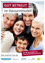 Über 60 Prozent sind im Hausarztmodell versichert / Medienmitteilung zum 20-Jahre-Jubiläum der hawadoc AG