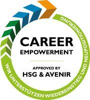 «Career Empowerment» – Avenir lanciert zusammen mit der HSG ein Label für Wiedereinstieg und Neupositionierung im Beruf