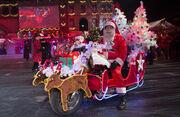 Christmas Tattoo 2018: Santas Weihnachtsfeier