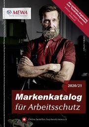 Topaktuell. Der neue MEWA Markenkatalog 2020/21