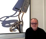 Daniel Garbade vertretet die Schweiz an der Biennale von Larnaka, Zypern