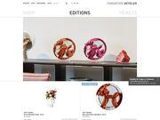Drei Shops in einem – der neue Fondation Beyeler Online Shop