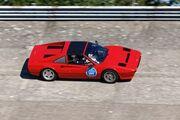 6. Bodensee-Klassik 2017: Im Magnum-Ferrari durchs Dreiländereck