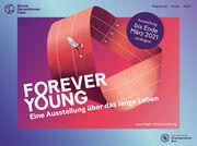 Das Berner Generationenhaus verlängert seine Ausstellung «forever Young. Willkommen im langen Leben»