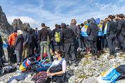 Der Pizolgletscher ist tot – Gedenkfeier im Hochgebirge