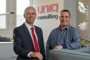 uniQconsulting: neuer Auftritt, erweiterte Dienstleistungen