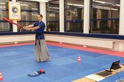 Erstmals schweizweites Online-Live-Training für jugendliche und erwachsene Schwertkampf-Künstler