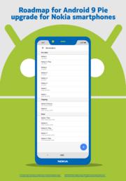 Das Nokia 5 bekommt Android (TM) 9 Pie aufgetischt