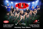Landhockey am 08.09.2021 auf dem Kornhausplatz in Bern