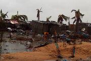 Solidar Suisse leistet Nothilfe in Moçambique