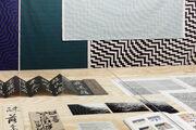 """Textile Konzepte 1970-1990"""". Eine Ausstellung im Textilmuseum St.Gallen"""