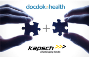 Kapsch und docdok.health bündeln die Kräfte