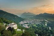 12. Nationaler Wandertag der «Schweizer Familie» - Bad Ragaz wird zur riesigen Wander- und Festmeile