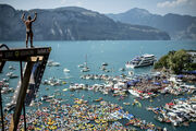 Red Bull Cliff Diving World Series 2018 in Sisikon ist entschieden