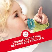 Die Crowdfunding-Plattform exklusive für Kinder mit seltenen Krankheiten in der Schweiz!