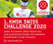 1. KMSK Swiss Challenge 2020 startet am 11. Mai 2020