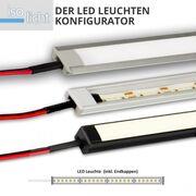 LED Leuchten auf Mass