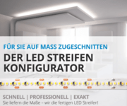 LED Band fertig konfektioniert