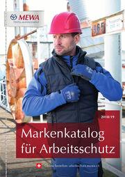 Der neue Markenkatalog für Arbeitsschutz 2018/19 von MEWA ist da.