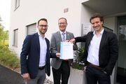 Erstes Minergie-Grossprojekt mit «MQS Bau» ausgezeichnet
