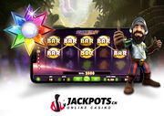 Neue Stars der Slotmaschinen-Welt feiern Einzug ins erste, offizielle Online Casino der Schweiz: Jackpots.ch