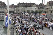 Besucherrekord an der Basel Tattoo Parade