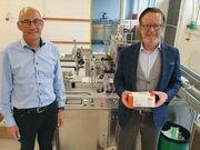 WERO SWISS® PROTECT: Hygienemaske aus Schweizer Produktion – Vertrieb durch die IBZ Industrie AG in Adliswil