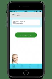 Sicherheit und Effektivität von COVID-19-Impfungen: Schweizer Start-up docdok.health mit App erfolgreich