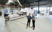 Sitag mit Wachstum und mit Lasertechnologie-Innovation