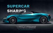 Erster Schweizer Car-Sharing Anbieter, spezialisiert sich auf Sportwagen