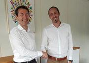 Zusammenschluss von Whitecoast Solutions AG und senergy services ag