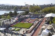 Weltklasse Zürich 2021 im Stadion und in der Stadt: Athleten loben Ambiente und Qualität