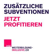 Gastgewerbe verlängert Bildungsoffensive: zusätzliche Subventionen bis Ende 2021