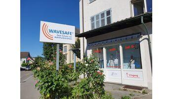 Weltweit erstes Verkaufslokal für Textilien zum Schutz vor Funkstrahlen in der Schweiz eröffnet