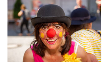 « CLOWN SHOW im Theater an der Grenze in CH-Kreuzlingen»