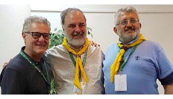 Estanislao Pan de Alfaro, neuer Präsident der IFSCO