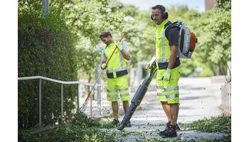 Warnschutzkollektion neu auch für Schönwetter-Lagen
